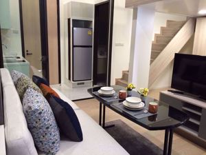 รูปภาพ 1 bed Duplex in Chewathai Residence Asoke Makkasan Sub District D004337