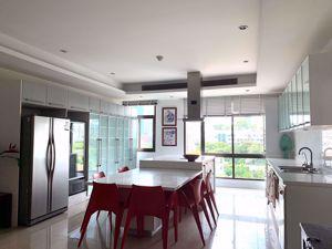 Baan Ananda Penthouse Kitchen area