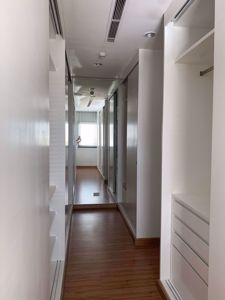 Baan Ananda Penthouse Master Bedroom Walk in closet