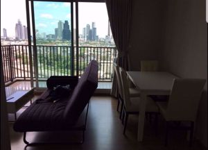 Picture of 2 bed Condo in Fuse Chan - Sathorn Thung Wat Don Sub District C06122