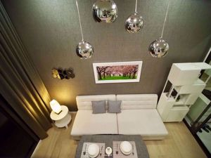 Picture of 1 bed Duplex in Chewathai Residence Asoke Makkasan Sub District D05753