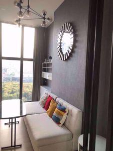 รูปภาพ 1 bed Duplex in Chewathai Residence Asoke Makkasan Sub District D05754