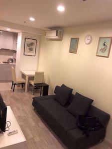 รูปภาพ 1 bed Duplex in Ideo Mobi Sukhumvit Bangchak Sub District D05761
