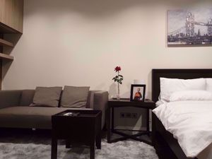 Picture of Studio bed Condo in The Line Ratchathewi Thanonphetchaburi Sub District C06592