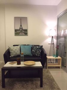 รูปภาพ 1 bed Condo in Aspire Rama 9 Bangkapi Sub District C06984