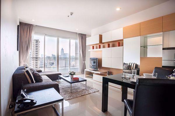 Picture of 1 bed Condo in Circle Condominium Makkasan Sub District C07353