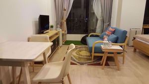 รูปภาพ 1 bed Condo in Ideo Q Ratchathewi Thanonphayathai Sub District C07621