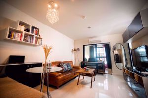 รูปภาพ 1 bed Condo in Metro Sky Ratchada Din Daeng District C07819