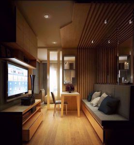 Picture of 1 bed Condo in Aspire Sathorn Thapra Bukkhalo Sub District C08206