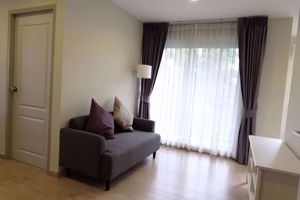 รูปภาพ 1 bed Condo in Tempo One Ramkhamhaeng Rama 9 Bangkapi District C08433
