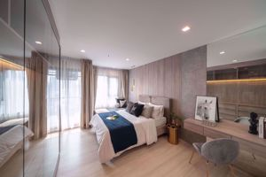 Picture of Studio bed Condo in Life One Wireless Pathum Wan District C08494