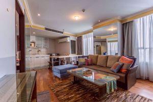 รูปภาพ 2 ห้องนอน Condo ในโครงการ Urbana Langsuan Lumphini Sub District C08622