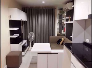 รูปภาพ 1 bed Condo in Metro Sky Ratchada Din Daeng District C08934