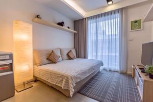 รูปภาพ 1 bed Condo in The Nest Ploenchit Lumphini Sub District C09142