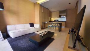 รูปภาพ 1 bed Condo in Saladaeng Residences Silom Sub District C09478