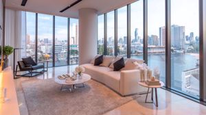 รูปภาพ 2 bed Condo in Banyan Tree Residences Riverside Bangkok Khlong San Sub District C09644