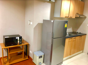 รูปภาพ 1 ห้องนอน Condo ในโครงการ Belle Grand Rama 9 Huai Khwang Sub District C09676