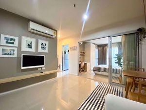 รูปภาพ 1 bed Condo in Aspire Rama 9 Bangkapi Sub District C10035