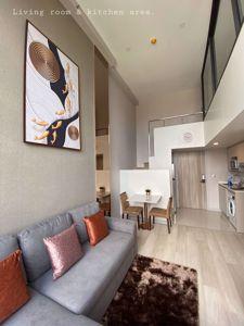 รูปภาพ 2 ห้อง Duplex in Knightsbridge Prime Sathorn Thungmahamek Sub District C10505