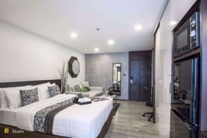 รูปภาพ Studio bed Condo in Civic Place Khlong Tan Nuea Sub District C10523