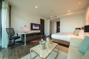 รูปภาพ Studio bed Condo in Civic Horizon Phrakhanongnuea Sub District C10547
