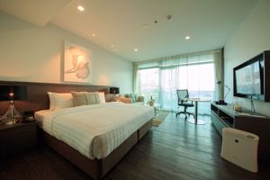 รูปภาพ Studio bed Condo in Civic Horizon Phrakhanongnuea Sub District C10549
