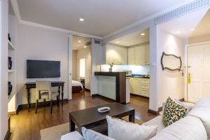 รูปภาพ 1 bed Condo in Saladaeng Colonnade Silom Sub District C10568