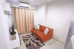 Picture of 1 bed Condo in Rich Park 2 @ Taopoon Interchange Bangsue Sub District C10603