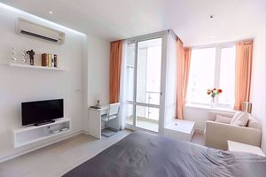 Picture of Studio bed Condo in T.C. Green Huaikhwang Sub District C10918