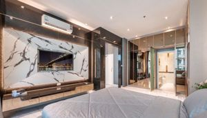 รูปภาพ 2 bed Penthouse in Belle Grand Rama 9 Huai Khwang Sub District P11061
