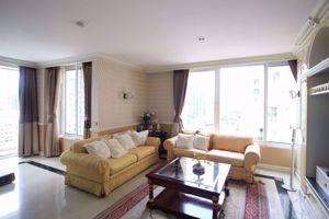 รูปภาพ 3 ห้องนอน Condo ในโครงการ Langsuan Ville Lumphini Sub District C11182
