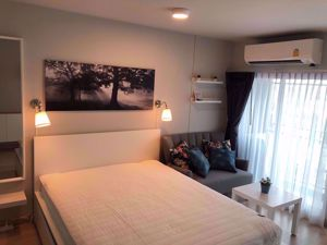 Picture of Studio bed Condo in Lumpini Selected Sutthisan-Saphankwai Samsennai Sub District C11246