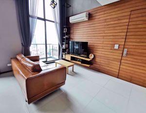 Picture of 1 bed Duplex in Villa Asoke Makkasan Sub District C11324