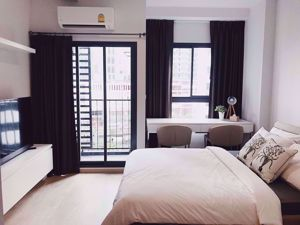 Picture of Studio bed Condo in IDEO New Rama 9 Huamak Sub District C11357