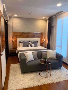รูปภาพ 1 bed Condo in Ashton Morph 38 Phra Khanong Sub District C11618