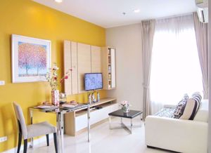 รูปภาพ 1 bed Condo in The Bloom Sukhumvit 71 Phrakhanongnuea Sub District C11687