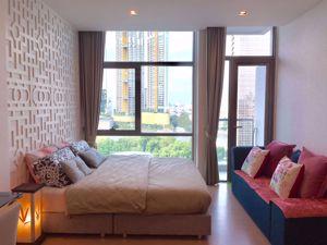 รูปภาพ 1 bed Condo in The Room Charoenkrung 30 Bangrak Sub District C11706