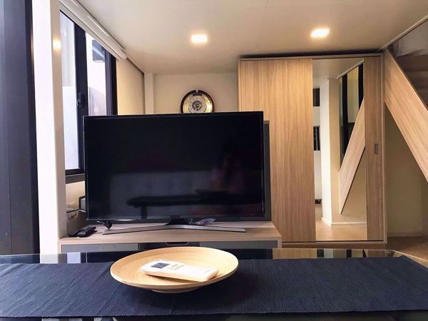 Picture of 1 bed Duplex in Chewathai Residence Asoke Makkasan Sub District D11496