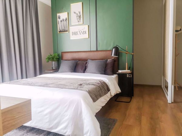 Picture of Studio bed Condo in Park Origin Phromphong Khlongtan Sub District C11735