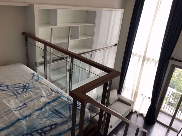 Picture of 1 bed Duplex in Ideo Morph 38 Phrakhanong Sub District D11497
