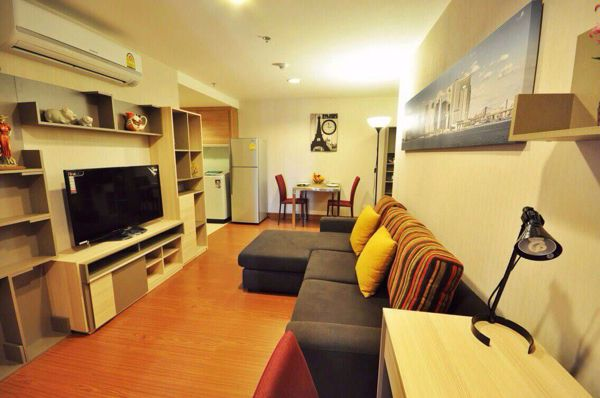 Picture of 1 bed Condo in Belle Grand Rama 9 Huaikhwang Sub District C11771