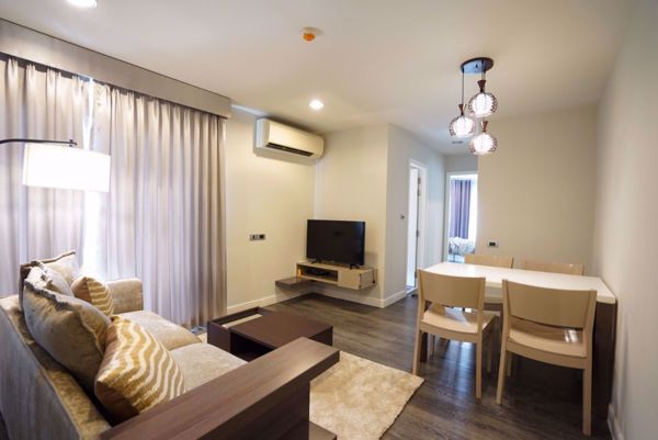 Picture of 2 bed Condo in The Crest Sukhumvit 49 Khlong Tan Nuea Sub District C11775