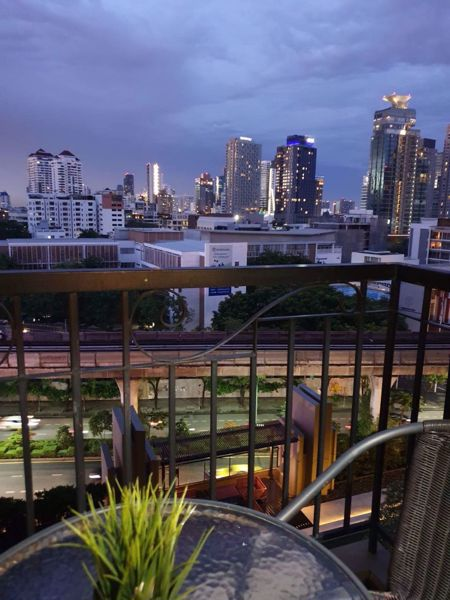 Picture of 1 bed Condo in The Crest Sukhumvit 34 Khlongtan Sub District C11777