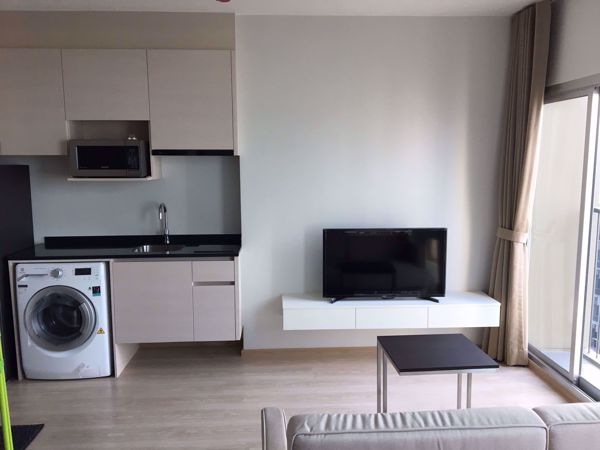 Picture of Studio bed Condo in Noble Revolve Ratchada 2 Huaikhwang Sub District C11785
