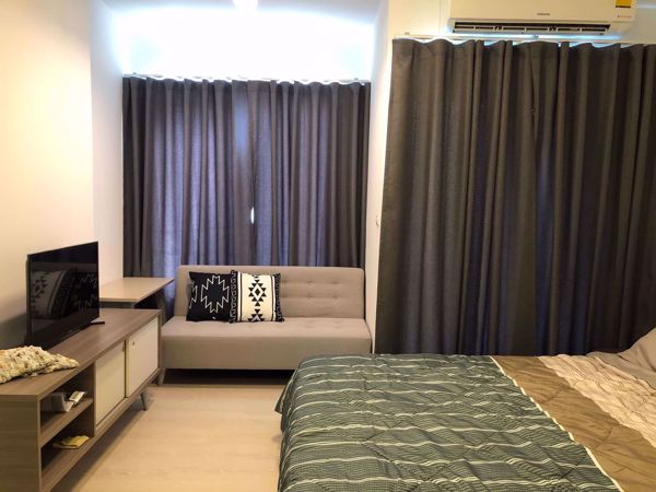 Picture of Studio bed Condo in Chapter One Eco Ratchada - Huaikwang Huaikhwang Sub District C11820
