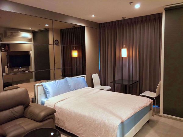 Picture of Studio bed Condo in Rhythm Asoke Makkasan Sub District C11823