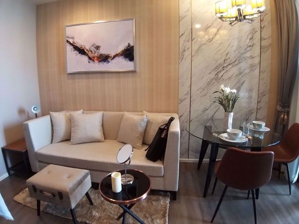 Picture of 1 bed Condo in Whizdom Essence Bangchak Sub District C11831