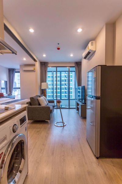 Picture of 1 bed Condo in Ideo Q Chula-Samyan Mahaphruettharam Sub District C11835