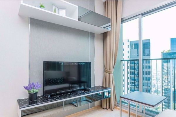 Picture of 1 bed Condo in Noble Revolve Ratchada 2 Huaikhwang Sub District C11837