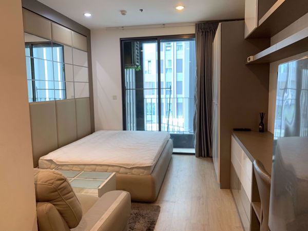 Picture of Studio bed Condo in Ideo Q Chula-Samyan Mahaphruettharam Sub District C11857